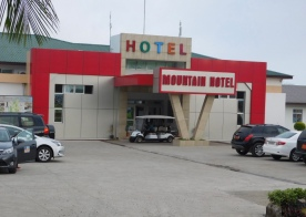 The MOUNTAIN hotel