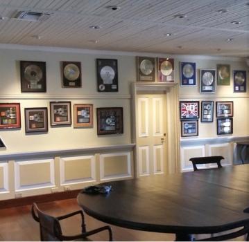 The Bob Marley Room